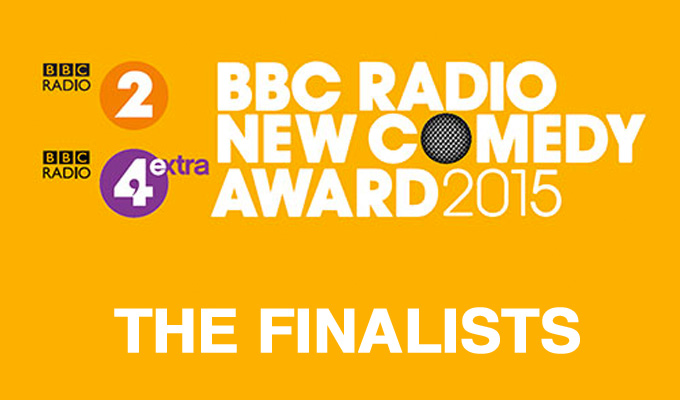 Who are the finalists in the BBC New Comedy Award?