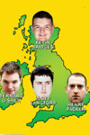 Englishman, Irishman, Scotsman – Now With Added Welshman