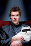 Rhod Gilbert & The Cat That Looked Like Nicholas  Lyndhurst [Edinburgh 2010]
