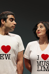 Israeli-Palestinian Conflict: A Romantic Comedy