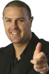 Paddy McGuinness Saturday Night Live Tour