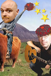Tartan Special: Barry & Tommy's Scottish Comedy Allstars