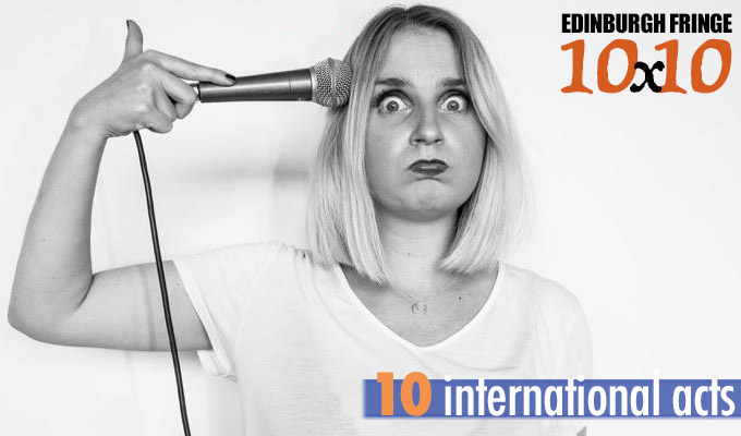 Edinburgh Fringe 10x10: Ten shows from around the world |