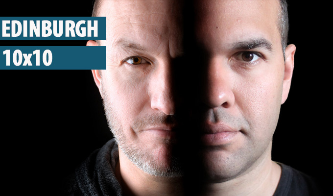 Edinburgh 10x10: 10. Double acts | Ten Fringe collaborations