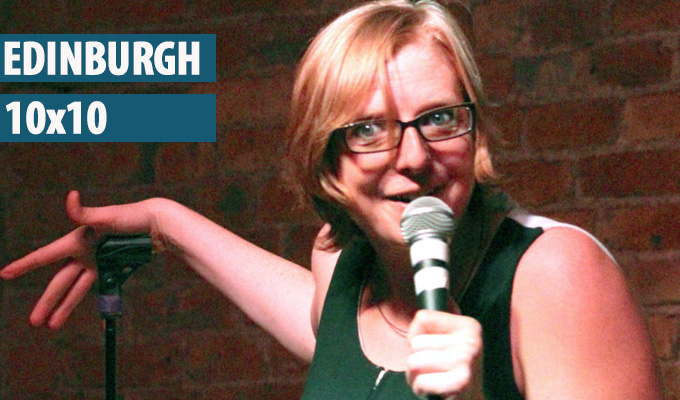 Edinburgh 10x10: 6. Pants on fire! | 10 comedians who have been economical with the truth