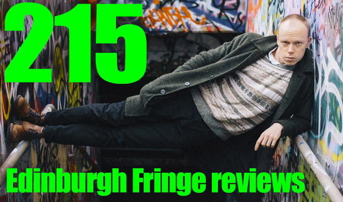 215 Edinburgh Fringe comedy reviews | All we saw at this year's festival