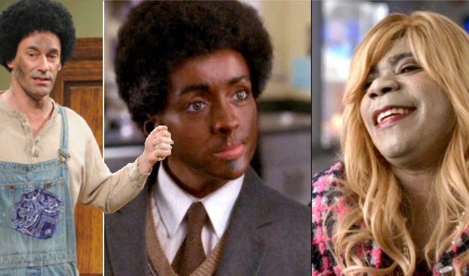Tina Fey pulls 30 Rock episodes over blackface | 'Intent is not a free pass for white people to use these images'