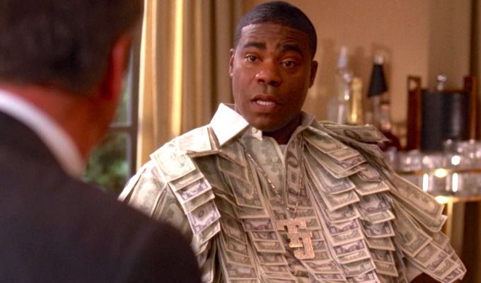 Why Bobo would have been a boo-boo | Tracy Morgan shares a 30 Rock secret