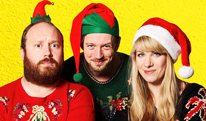 30 Christmases | Gig review by Steve Bennett at the Old Fire Station, Oxford