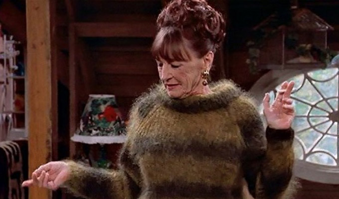 3rd Rock's 'Mrs Dubcek' dies at 78 | Elmarie Wendel also appeared in Seinfeld