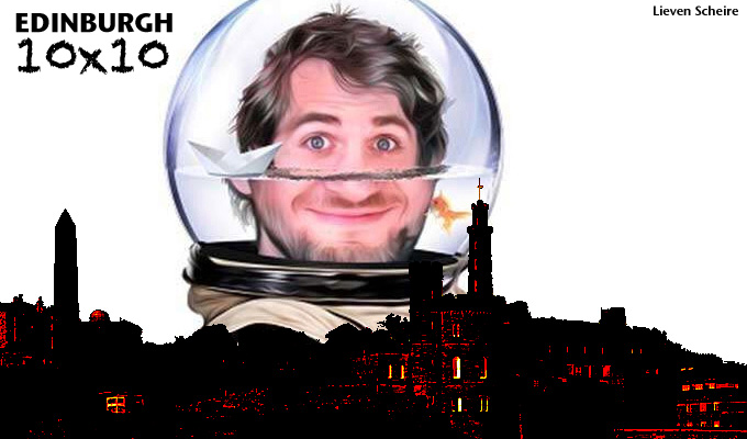 6. Back off Brussels! | A European Union of comics heading to the Edinburgh Fringe