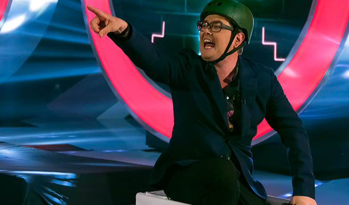 My back fat got me stuck in a cement mixer | Alan Carr on his new show, I Don't Like Mondays