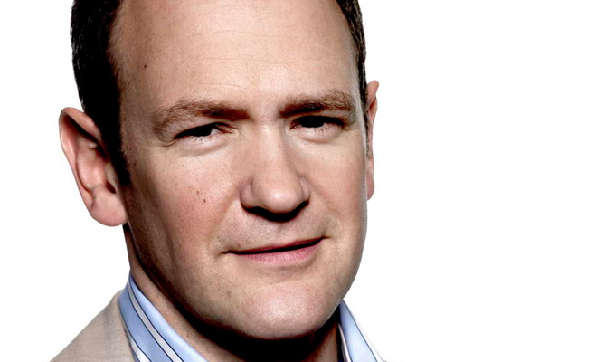 Alexander Armstrong to host ITV game show | 'It'll be like 10 referendums a night'.