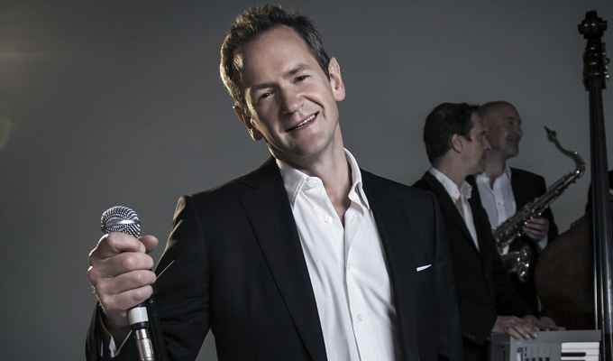 Record deal for Alexander Armstrong | Comic is a former choral scholar