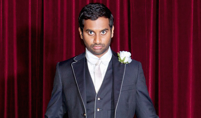 'All the best comics have a tremendous work ethic' | Q&A with Parks & Rec's Aziz Ansari