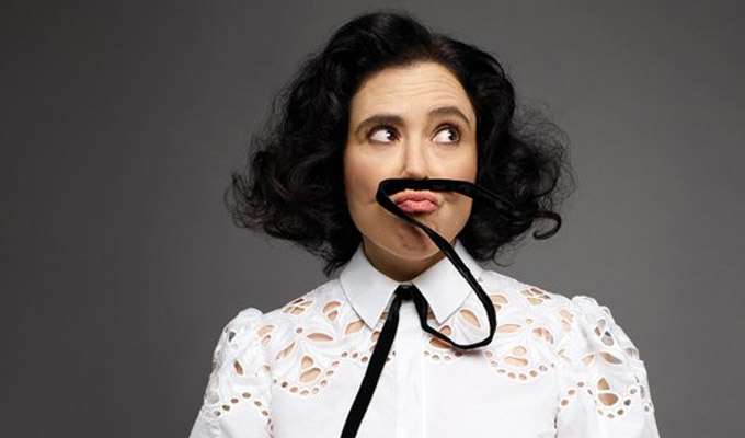 Alex Borstein And The Amstergang | Gig review by Steve Bennett