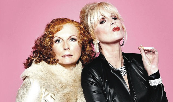 'The Americans wanted to subtitle Ab Fab' | ...and other revelations as Jennifer Saunders discusses her long comedy career