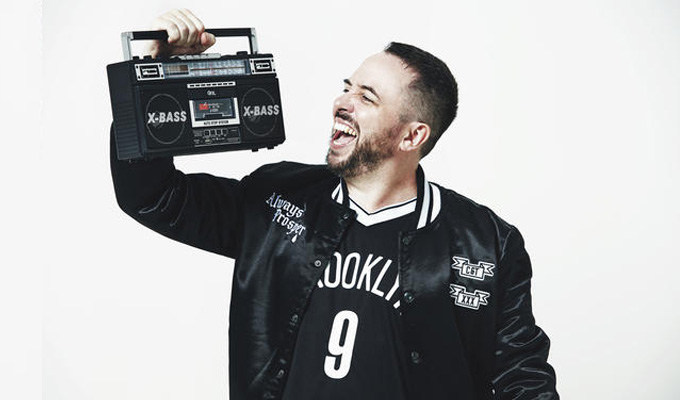 Abandoman (AKA Rob Broderick) – Pirate Radio