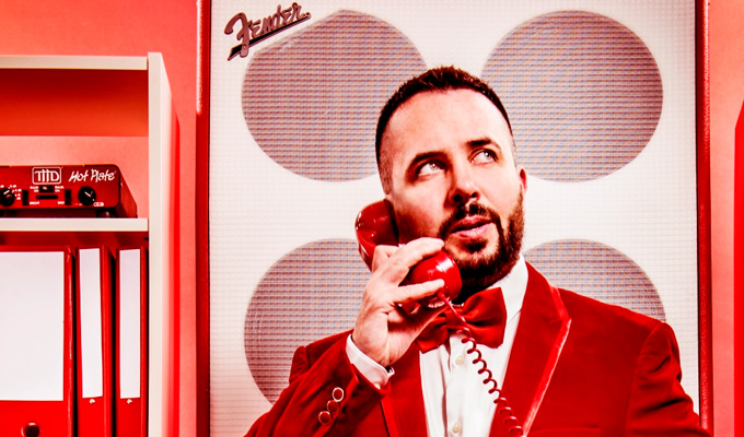 Abandoman – Hot Desk