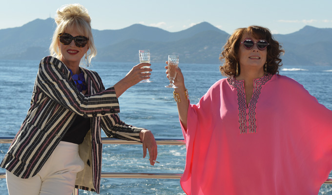 First look at Ab Fab movie | Filming begins in South of France
