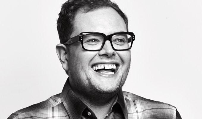 Alan Carr to present Interior Design Masters | Taking over from Fearne Cotton  on BBC Two show