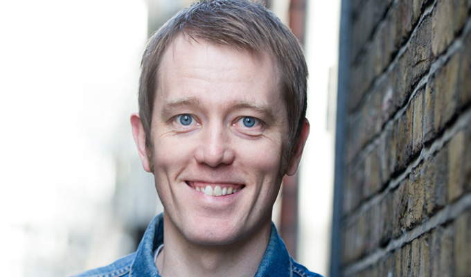 'I don't mind a bit of dirty humour...' | Alun Cochrane chooses his comedy favourites