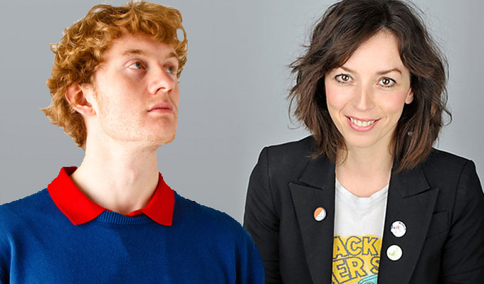 Acaster and Christie do the double | Chortle Awards: The results