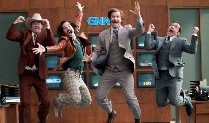 Film review: Anchorman 2 | Has Ron Burgundy still got it?