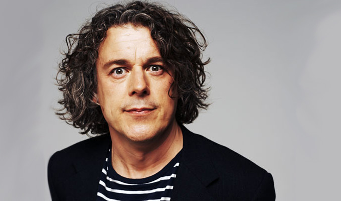 Alan Davies gets a fifth series of As Yet Untitled | Eight new episodes for Dave