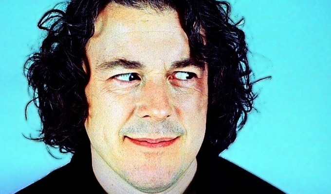Alan Davies: Work in Progress 2