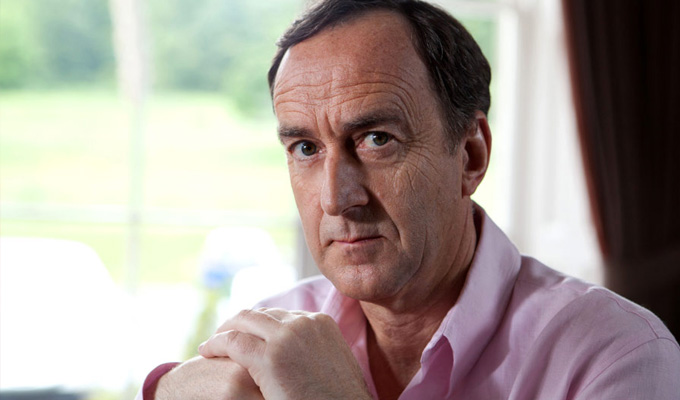 Angus Deayton's new presenting job | Great British Bake Off spin-off