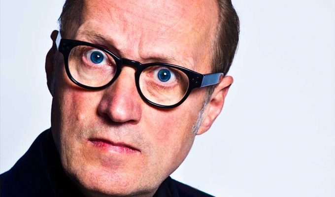 Ade Edmondson becomes a children's  author | Debut out next year