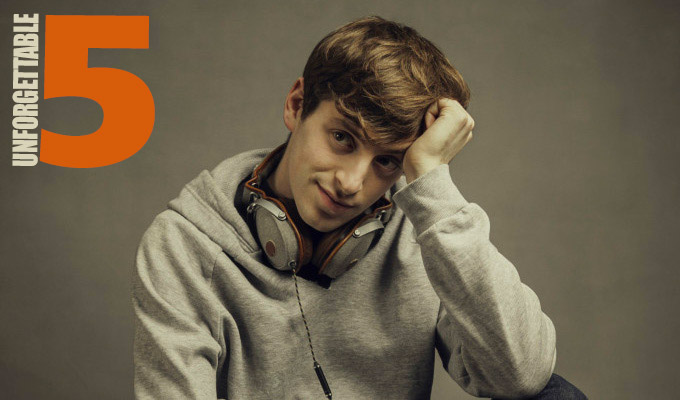 'Every night there was a guard outside holding an M-16 rifle' | Alex Edelman recalls his most memorable gigs