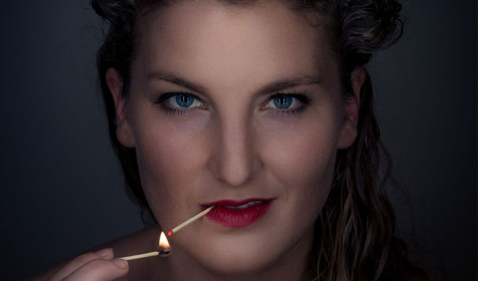 Alice Fraser: The Resistance | Melbourne comedy festival review by Steve Bennett