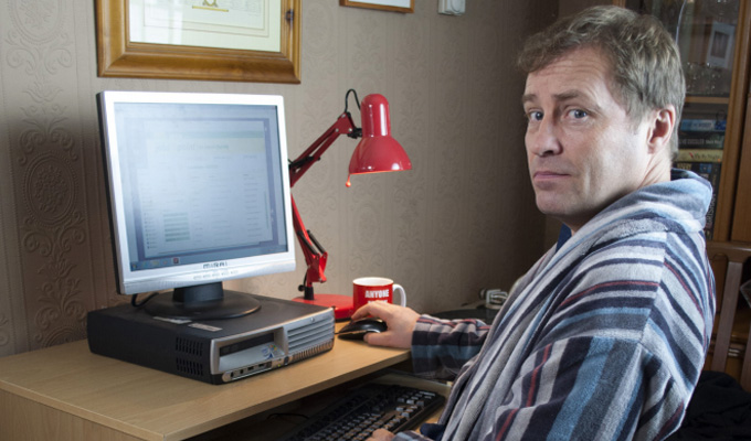 Ardal O'Hanlon pilots ITV sitcom | The Berries co-stars Sarah Hadland