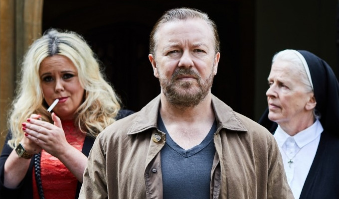 Revealed: Cast and first images from Ricky Gervais's Afterlife | New comedy coming to Netflix on March