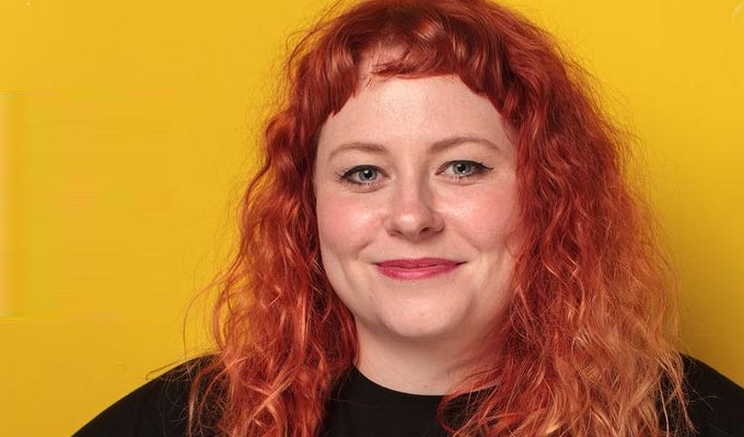 Amy Gledhill wins Caroline Aherne bursary | £5k to help her follow in the footsteps of the Royle Family creator