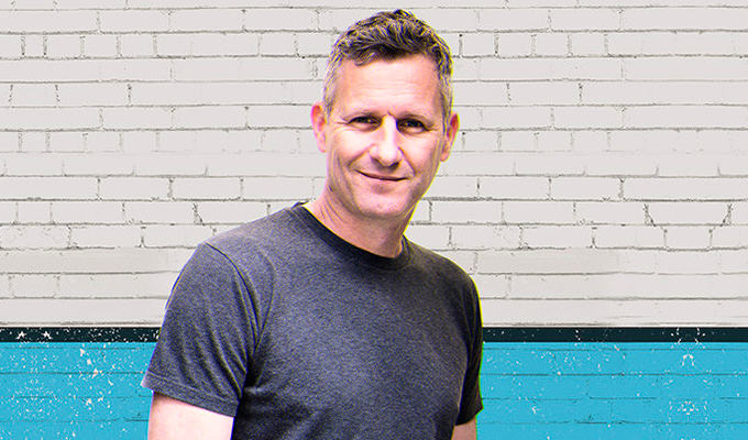 Adam Hills: Shoes Half Full | Melbourne International Comedy Festival review
