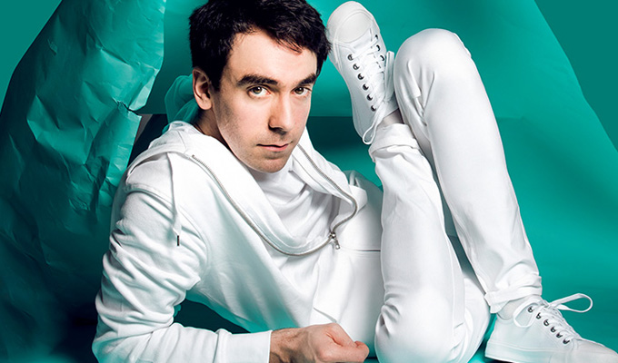 Adam Hess: Seahorse | Edinburgh Fringe review by Paul Fleckney