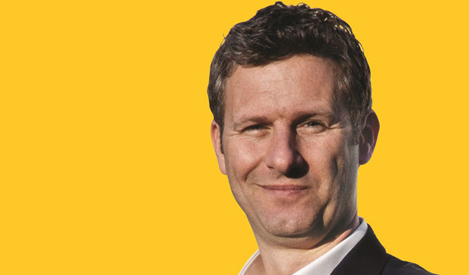 Not Tonight... | Adam Hills takes a year off his Aussie talk show