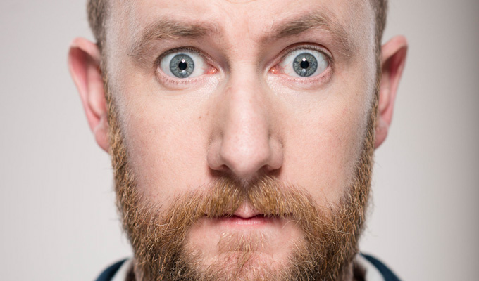 Alex Horne plays the Percentage Game | Developing a new TV show with Tim Key