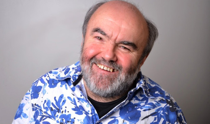These jokes make me sick... | How nerves got to Andy Hamilton