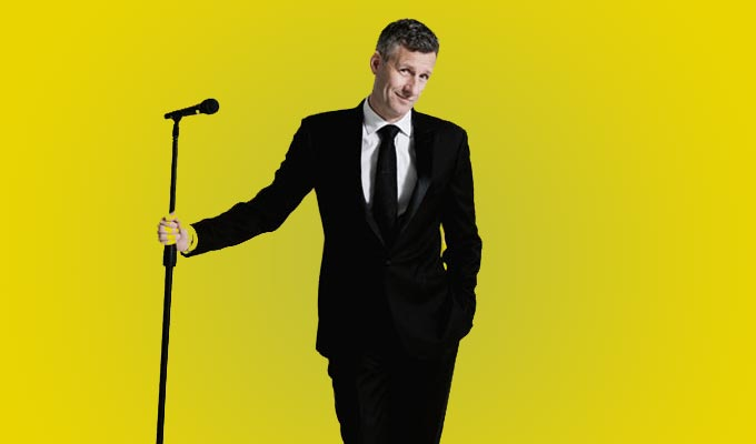 Adam Hills: Best Foot Forward