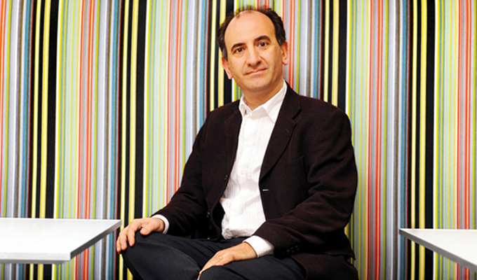 Iannucci starts work on David Copperfield |