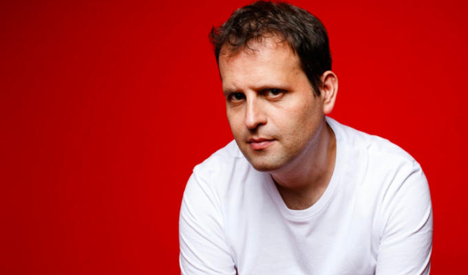 Adam Kay returns to the West End | Comic at the vanguard of theatre reopenings