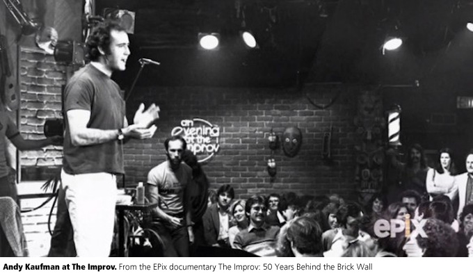 Stand-up's first impresarios | Liam Lonergan charts the history of alternative comedy