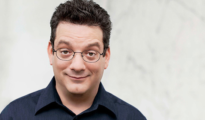 Andy Kindler skewers Ricky Gervais | 'There's not one person in England who likes him'