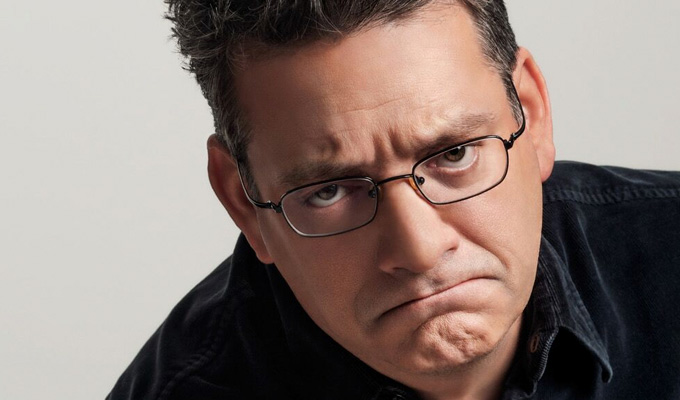 The Alternative Show with Andy Kindler | Gig review by Steve Bennett at Just For Laughs, Montreal