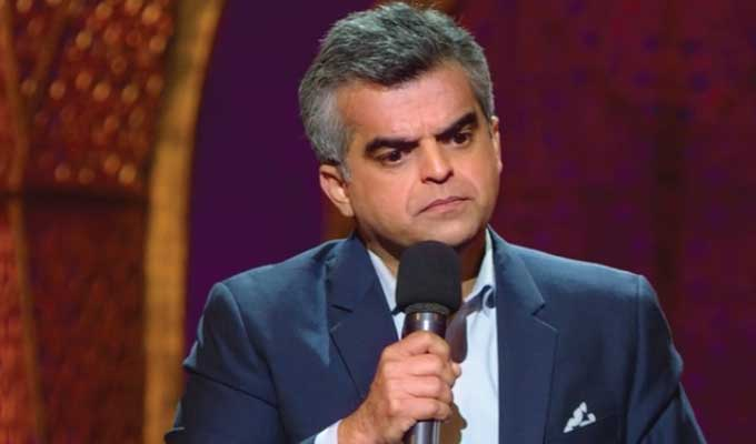 Comedians Of The World –  Atul Khatri: The Happiest Ending | Netflix special reviewed by Steve Bennett
