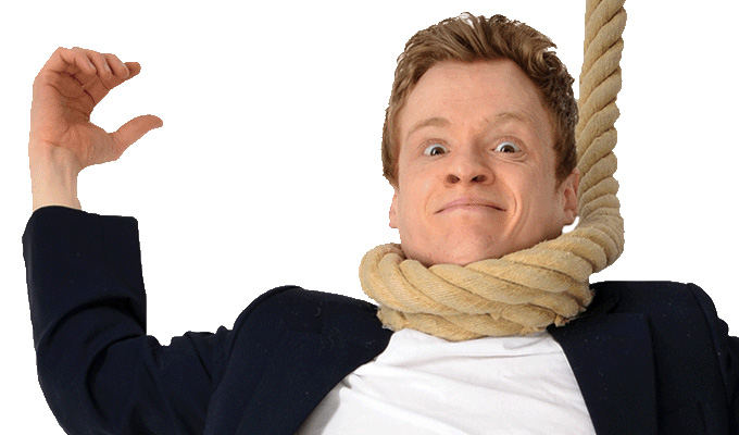 Andrew Lawrence: Reasons to Kill Yourself